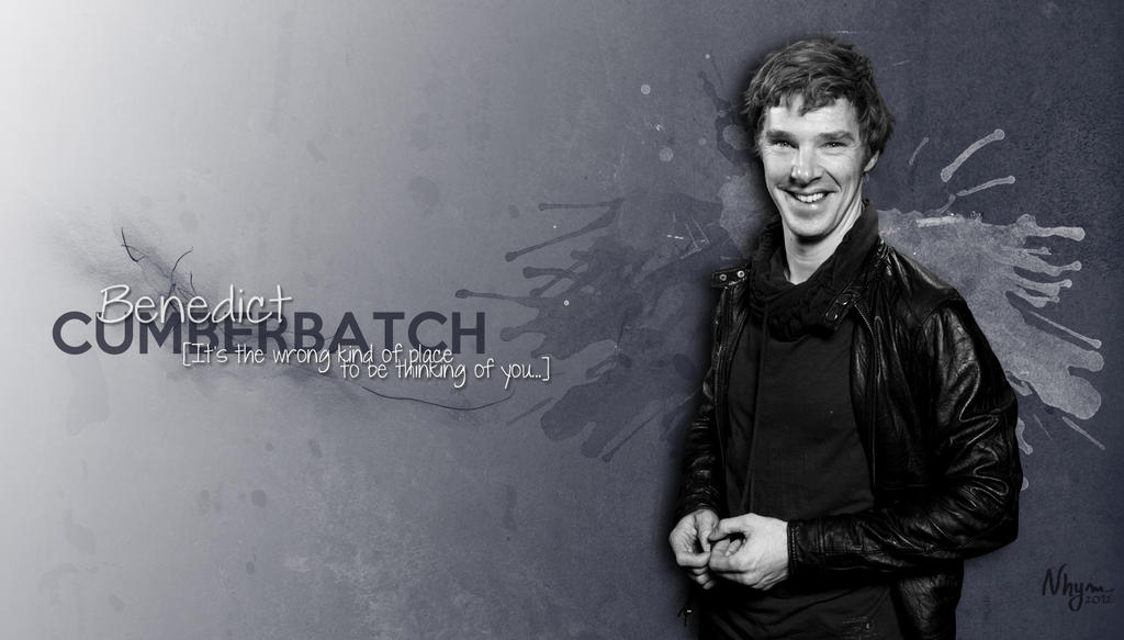 Benedict Cumberbatch by Nhyms on DeviantArt