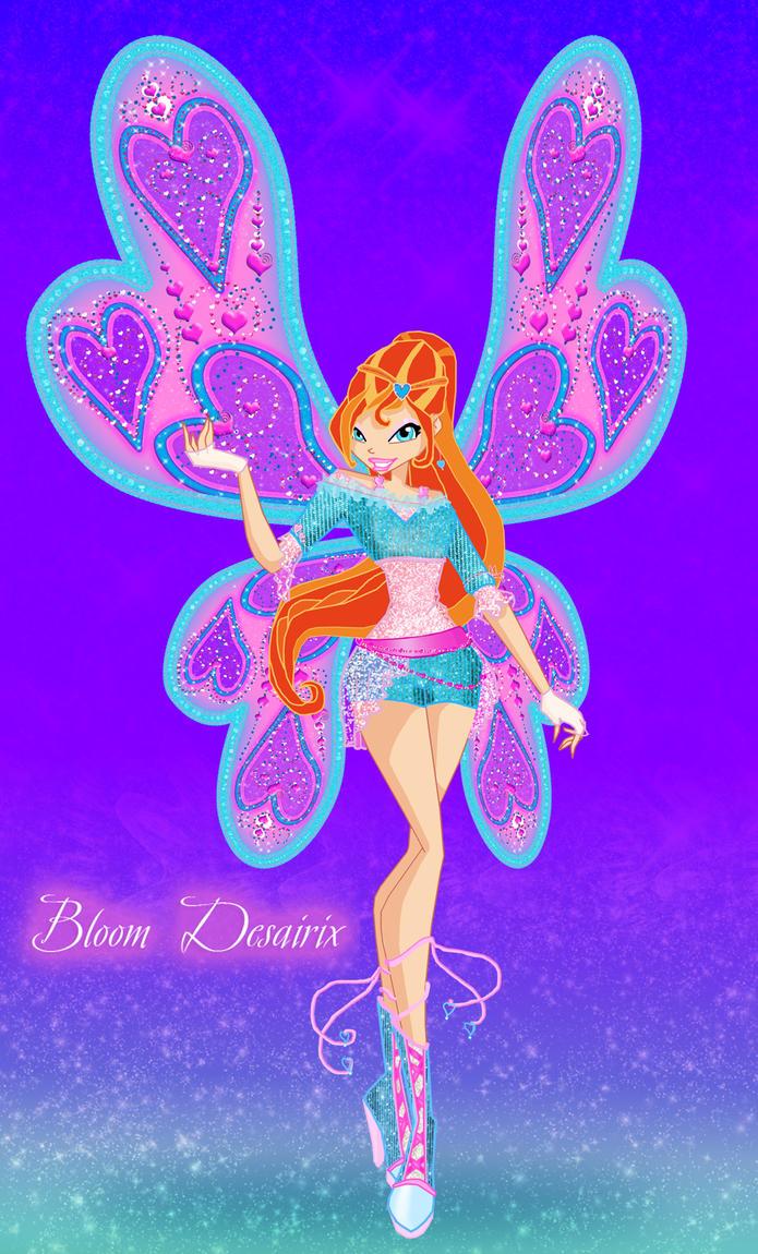 Bloom Desairix by SelinTayler