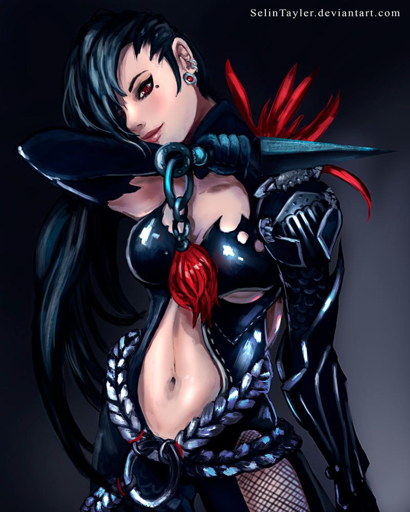 Blade and soul yura hentai