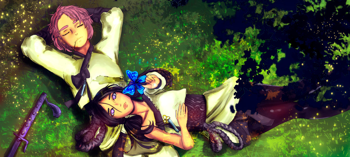 Blade and soul summer dream by SelinTayler