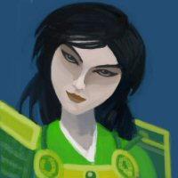 Doji Sakura, Emerald Champion