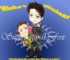 Misha Minion-COMMISSION by Supernatural-Fox