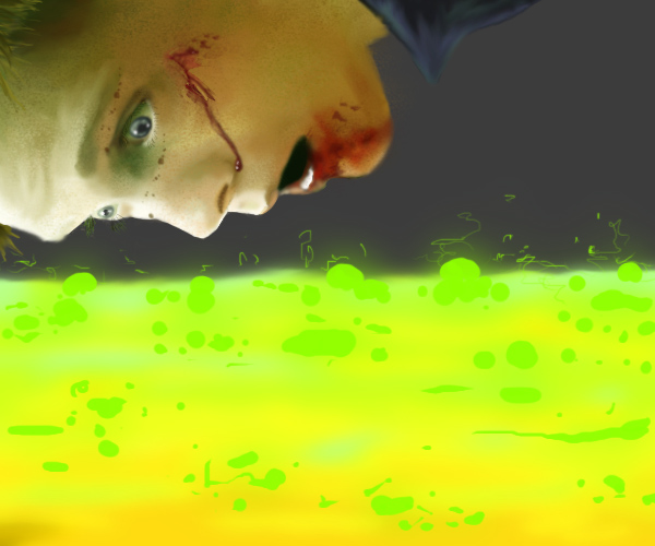 SAW: Adam milligan by Supernatural-Fox