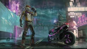 Cyberpunk (Gold Edition YCH) Winner!