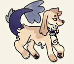 Dog adopt mermaid (OTA)