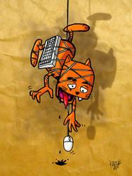 Net is dangerous by Kazze