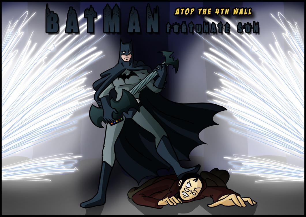 AT4W - Batman: Fortunate son by MTC-Studios