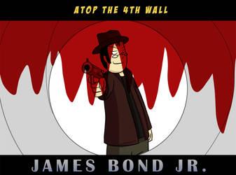AT4W - James Bond Jr by DrCrafty