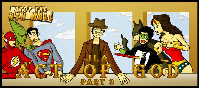 AT4W: JLA Act of God Part 3