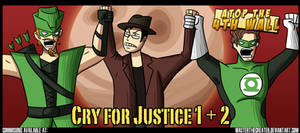 AT4W: Cry for Justice 1 + 2