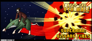 AT4W: Superman - Distant Fires by DrCrafty