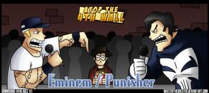 AT4W: Eminem - Punisher by DrCrafty