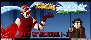AT4W: Rise of Arsenal by DrCrafty