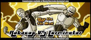 AT4W: Terminator VS Robocop