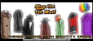 AT4W: Identity Crisis by DrCrafty
