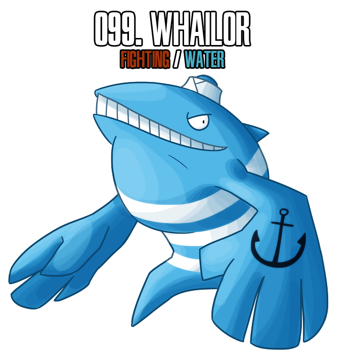 Wailmer Evolution Fakemon: 99 by mtc-studios Wailmer Evolution Chart