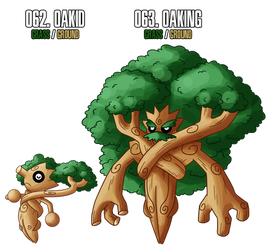 fakemon: 62 - 63 by DrCrafty
