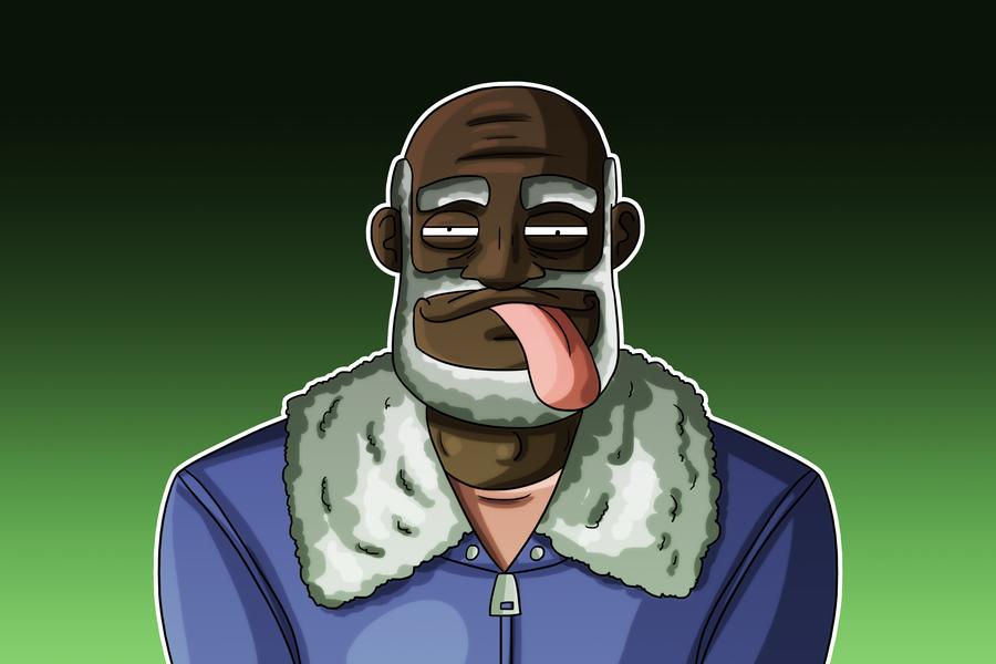 commission: Phantomsavage 3 by MTC-Studios
