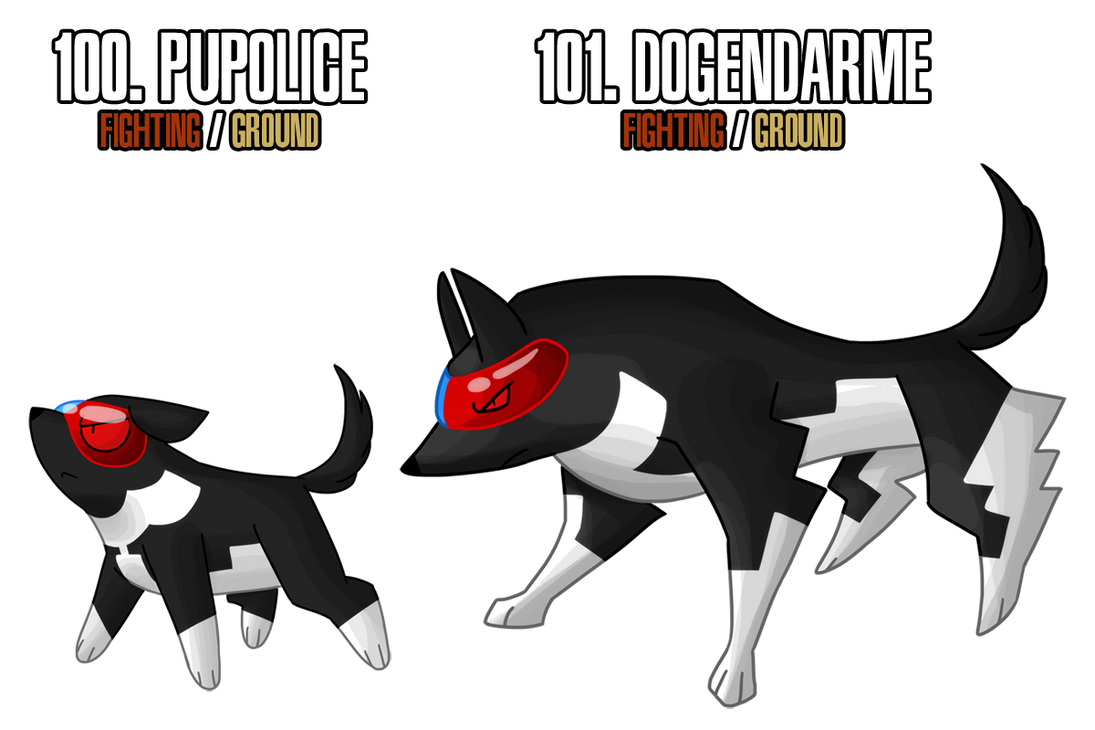 Fakemon 100 101 By Drcrafty On Deviantart