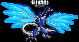 Fakemon: 151 - Legendary Excalibur