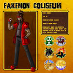 Fakemon Coliseum: Bronze