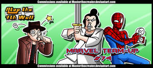 AT4W: Marvel Team up 74 by DrCrafty