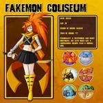 Fakemon Coliseum: Brass