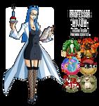 Fakemon: Professor Willow