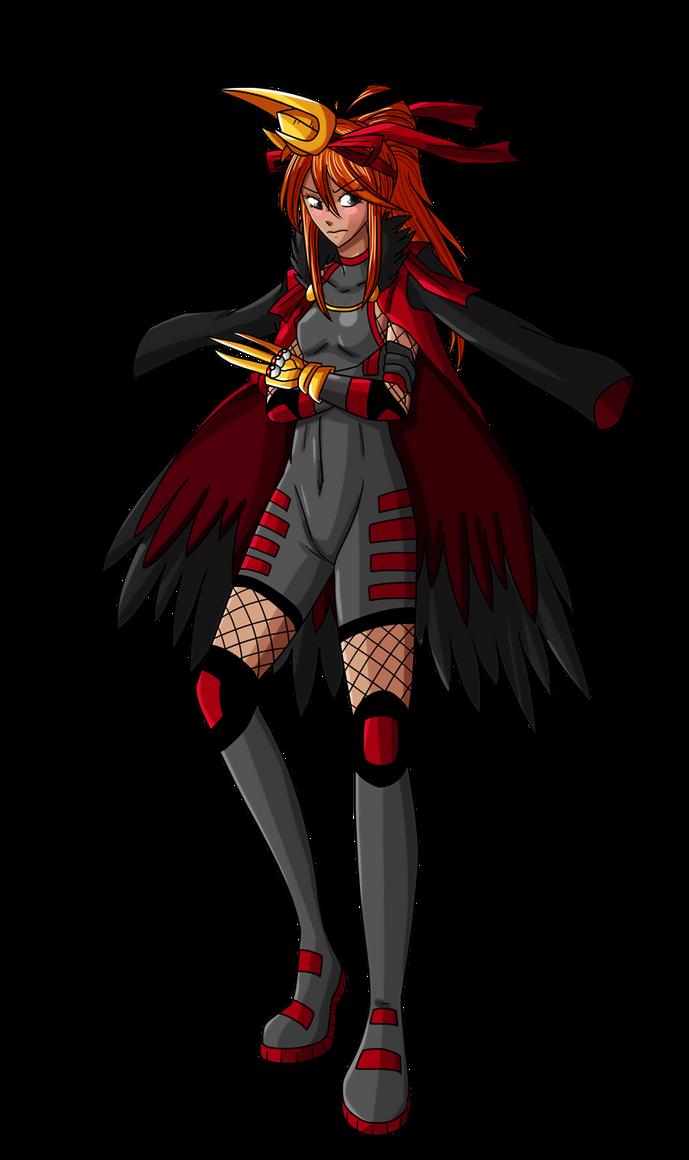 Fakemon: Sara by MTC-Studios