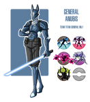 Fakemon: Team Titan General - Anubis