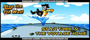 AT4W: Star Trek IV The Voyage Home by DrCrafty