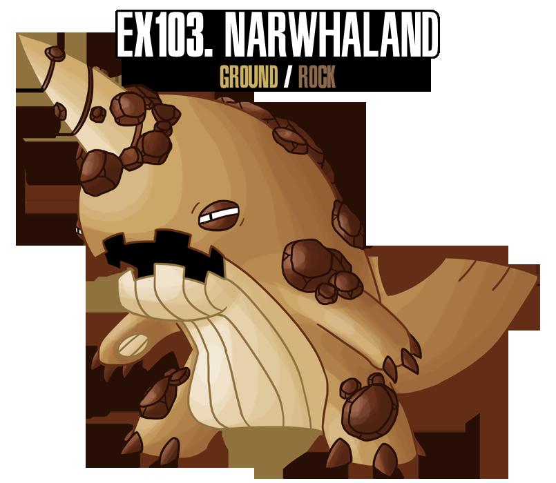 Fakemon: EX103 by MTC-Studio