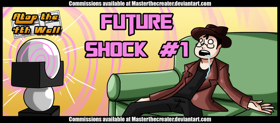 AT4W: Future shock no.1 by MTC-Studio