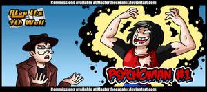 AT4W: Psychoman No.1 by DrCrafty