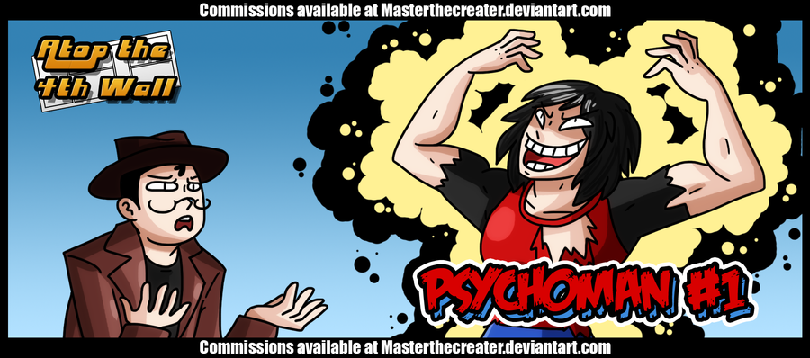 AT4W: Psychoman No.1 by MTC-Studios