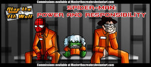 AT4W: Spiderman - Power and Responsibility by DrCrafty