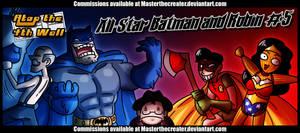 AT4W: Allstar Batman no. 5