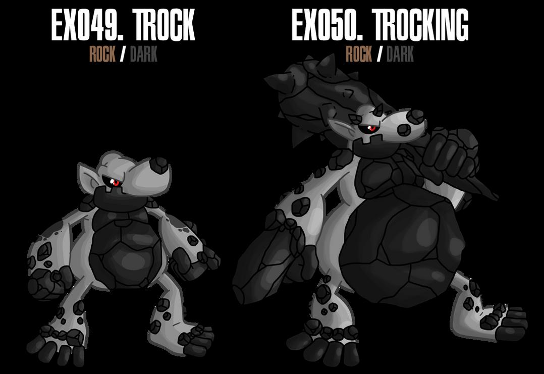 Fakemon: EX049 - EX050 by MTC-Studios