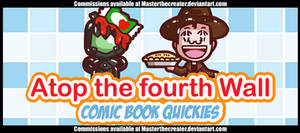 AT4W: Comic Book Quickies