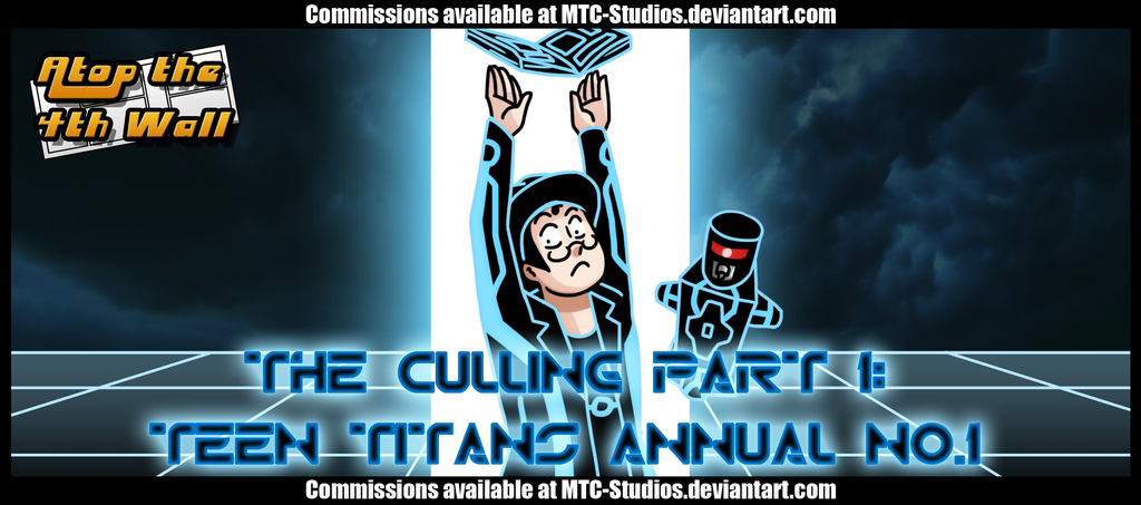 AT4W: The Culling Part 1- Teen Titans Annual #1 by MTC-Studios