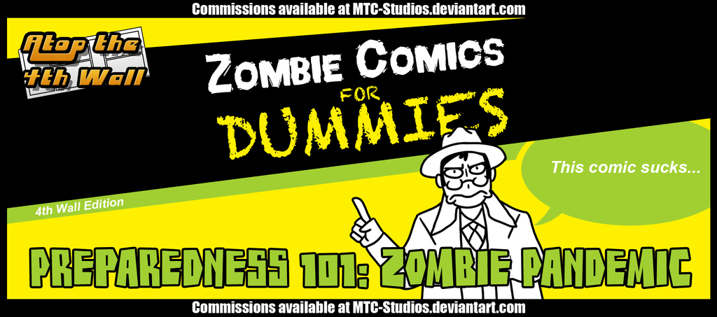 AT4W: Preparedness 101- Zombie Pandemic by MTC-Studio
