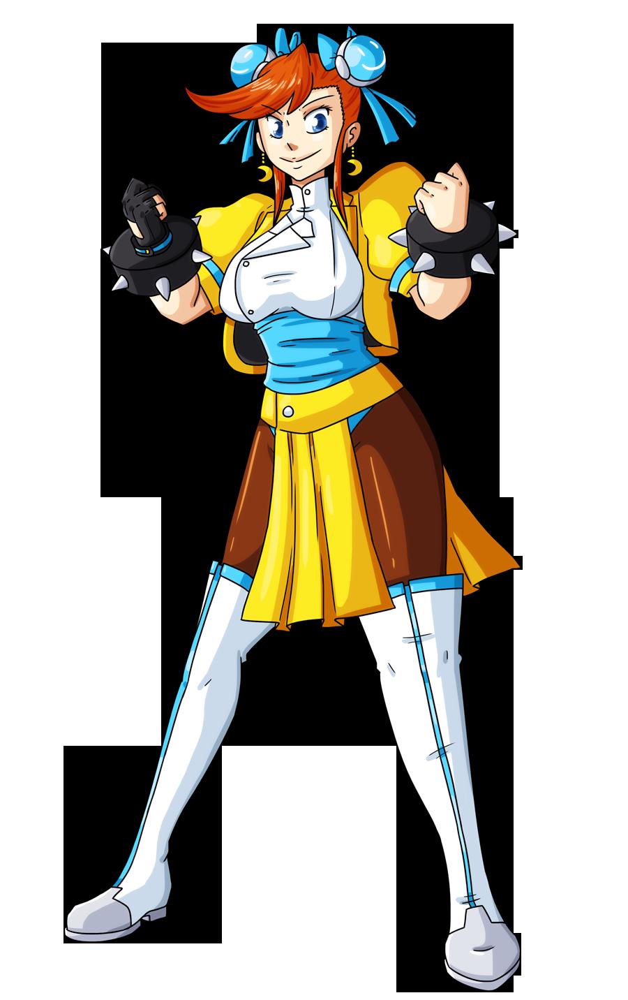Hexafusion Meme: Athena-Li by MTC-Studio