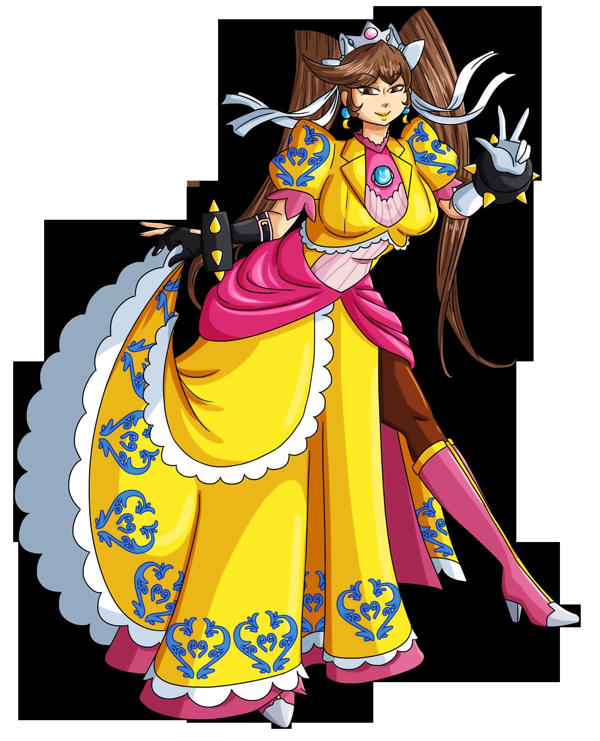 Hexafusion Meme: Princess Chunthena by MTC-Studio