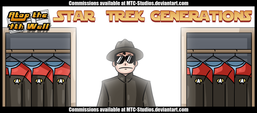 AT4W: Star Trek Generations by MTC-Studio