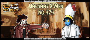 AT4W Classicard: Uncanny X-Men #424 by DrCrafty
