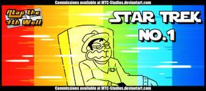AT4W Classicard: Star Trek #1 by DrCrafty