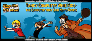 ATW4: Tandy Computer Whiz Kids - No to drugs by DrCrafty