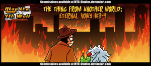 AT4W: The Thing - Eternal Vows #3-4