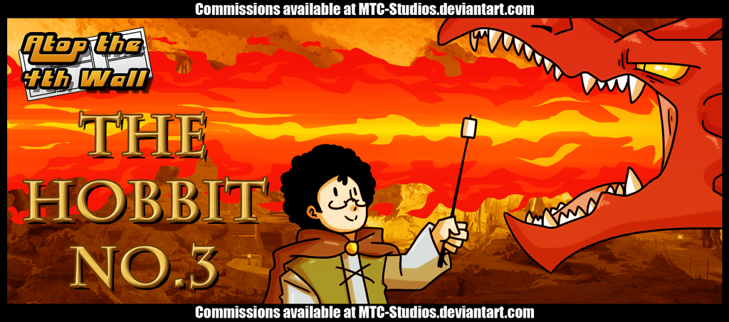 AT4W: The Hobbit #3 by MTC-Studio