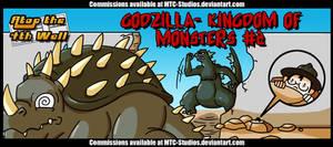 AT4W: Godzilla- Kingdom of Monsters #2